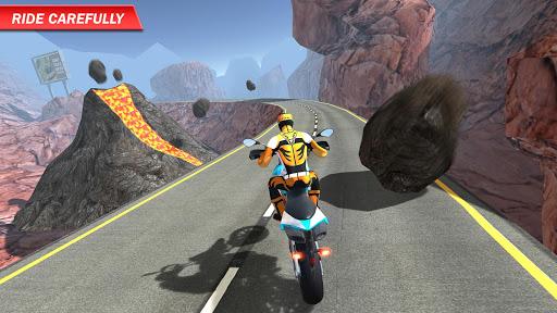 Racing on Bike Free 2.8 screenshots 4