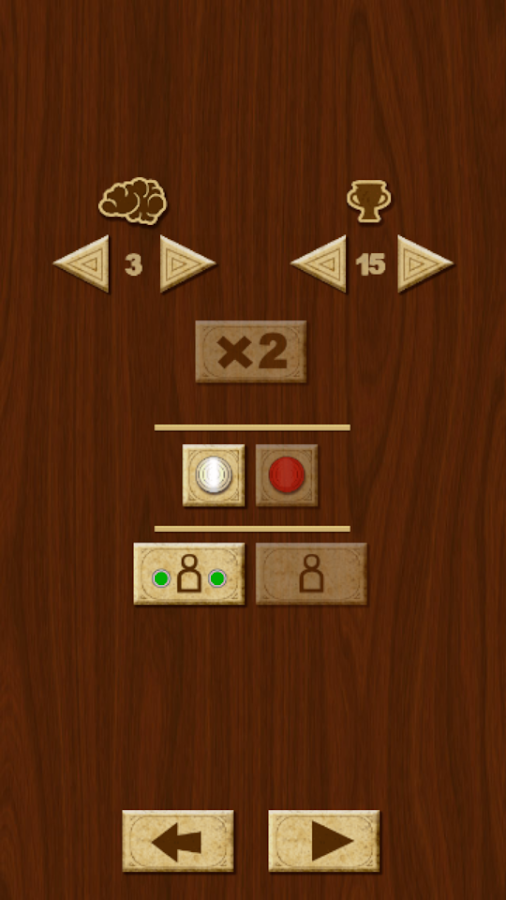 Backgammon Free - Board Games for Two Players - Android ...
