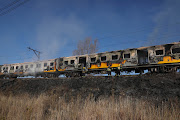Cape Town trains have been set on fire over the past couple days.
