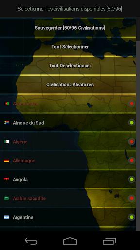Age of Civilizations Lite  captures d'u00e9cran 1