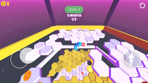 Fall Guys Hexagone  screenshots 4