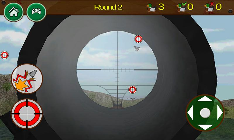 android Zombie Duck Hunting 3D Screenshot 3