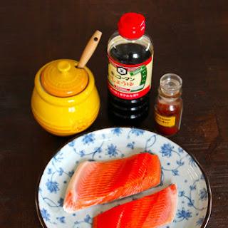 Honey-glazed Salmon
