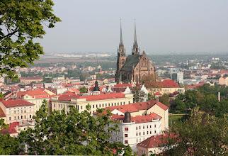 Photo: Petrov z hradu Špilberk 1.5.2013