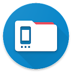 File Manager USB Cloud Root Apps Wear Android TV icon
