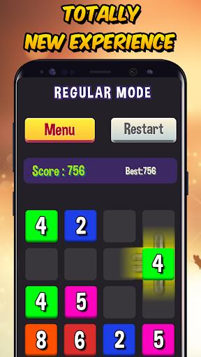 Impossible Nine : 2048 Puzzle  screenshots 3