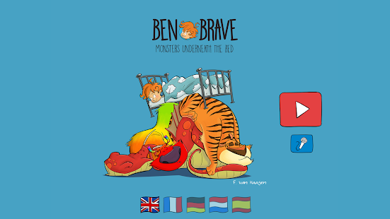Ben Brave Monsters Underneath- screenshot thumbnail