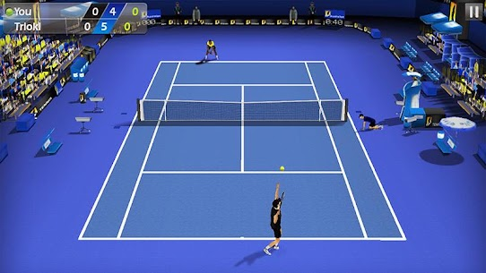 Tennis 3d [Mod Money] 1