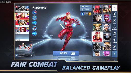 MARVEL Super War screenshot 3