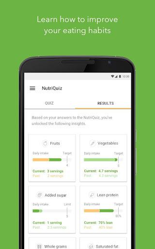 Zipongo App screenshot 1