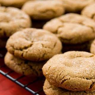 Mom'S Ginger Cookies Recipe
