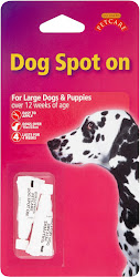 Gullivers PetCare Dog Spot On for Large Dogs & Puppies Over 12 Weeks of Age 2 x 1ml