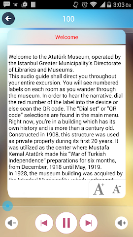 android Atatürk Museum Screenshot 3