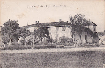 Photo: Orgueil (82) - Chateau de Fénelon 