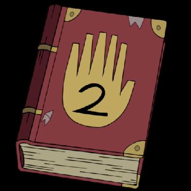 Diary 2 Gravity Falls