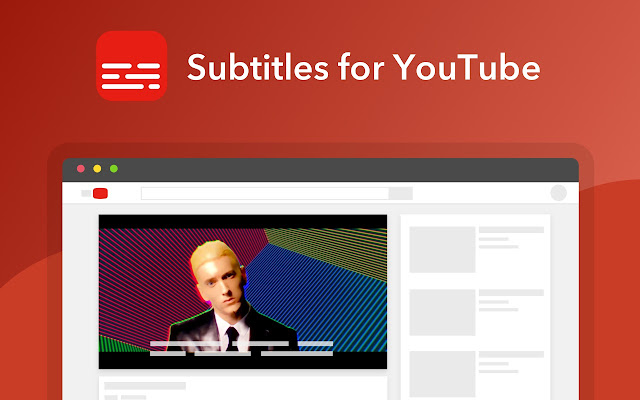 Subtitles for youtube chrome web store use this extension to add drag and drop subtitles to any youtube video ccuart Image collections