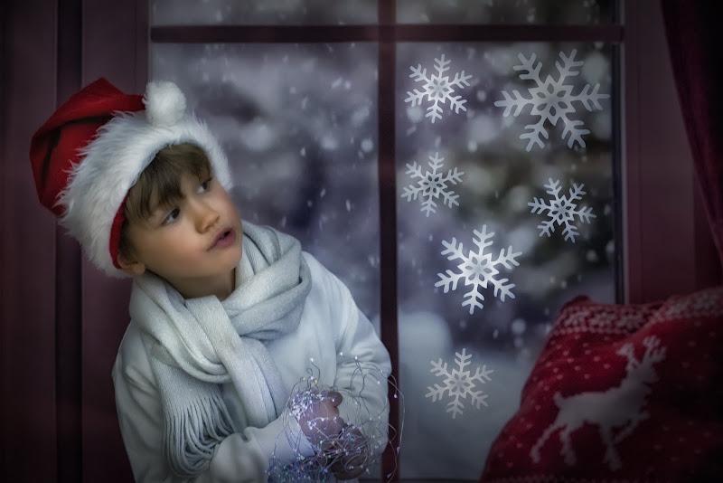 Quando arriva Babbo Natale ??? di Delia-B
