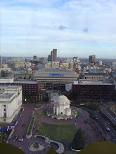 Photo: Centenary Square view from the Big Wheel