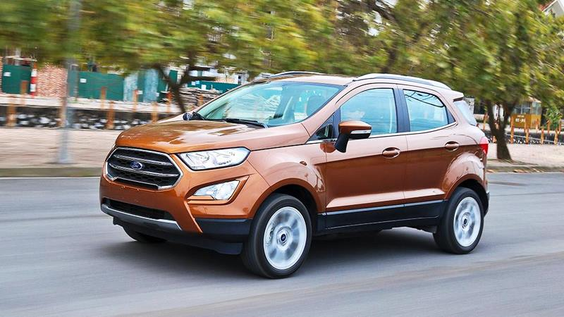 Phú Mỹ - Đơn vị bán xe Ecosport giá tốt và uy tín nhất nước ta