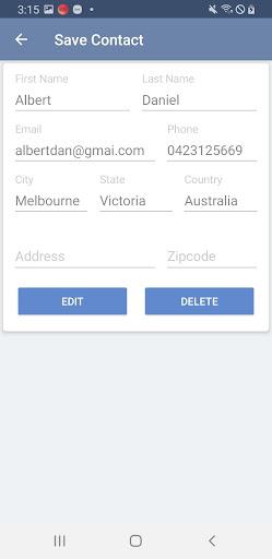 iParaV QR Code Tool screenshot 4