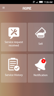 RYTEFIX PARTNER - APP for Service Partner - náhled