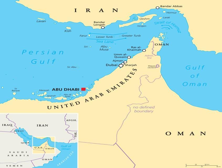 Image result for strait of hormuz