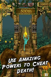 Temple Run Mod (Unlimited Money, Unlocked) APK Free Download 3