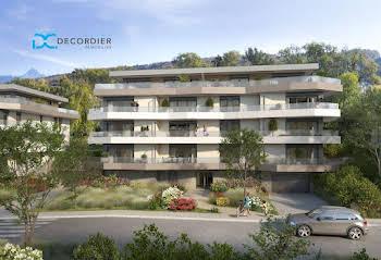 Appartement 2 pièces 49,85 m2