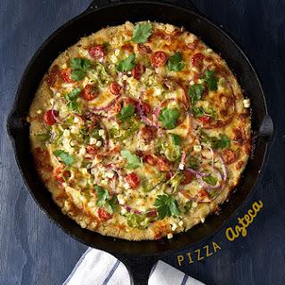 Pizza Azteca.