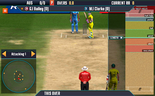 ICC Pro Cricket 2015- screenshot thumbnail