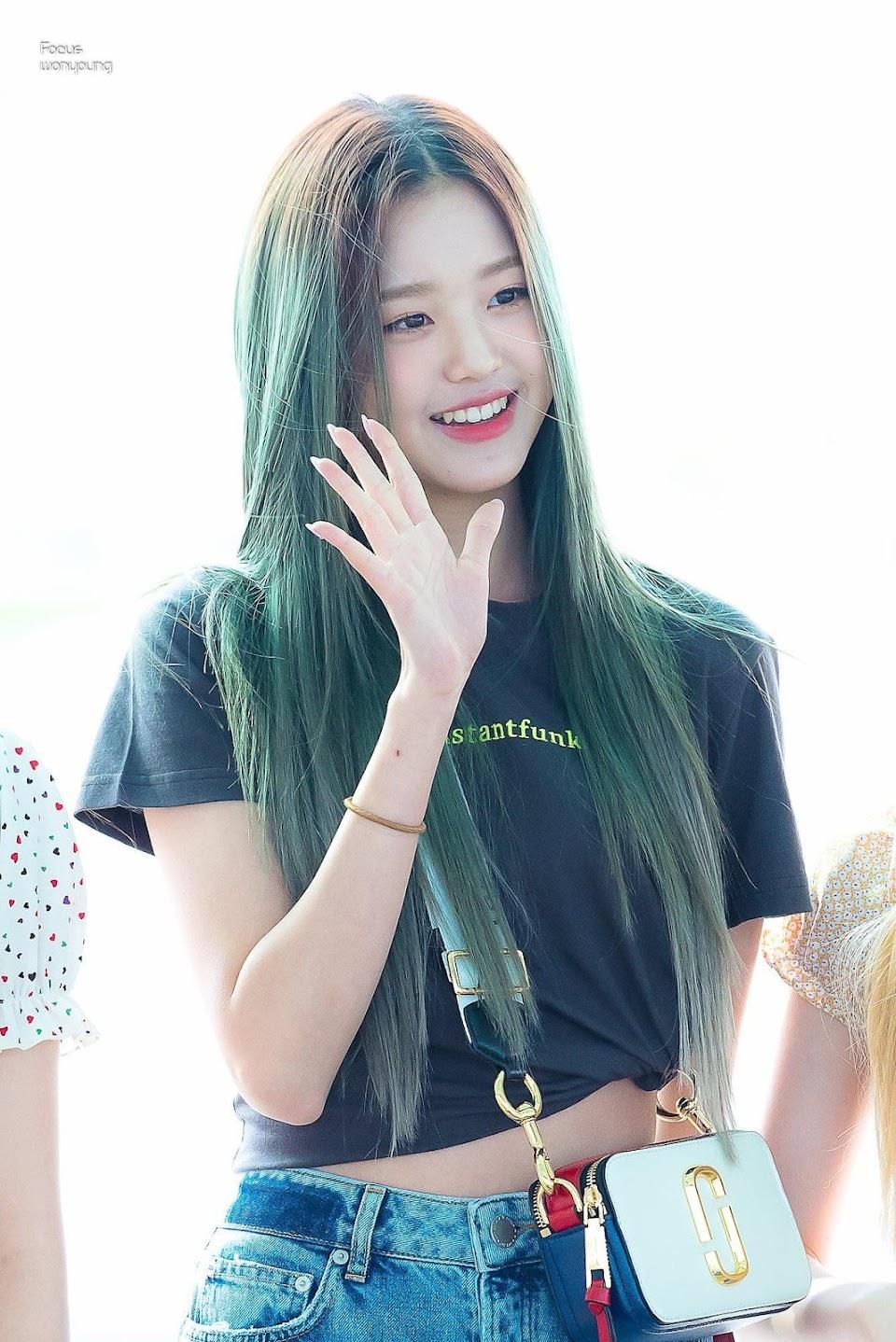 wonyoung hair 22