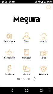 Megura - náhled