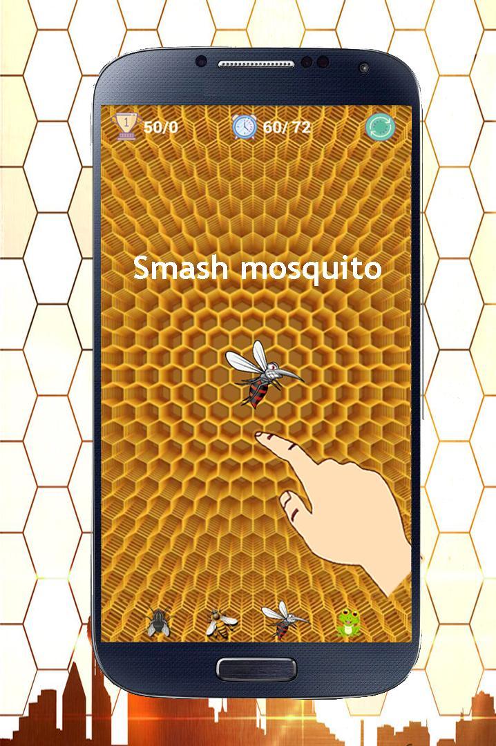 Скриншот Bee Smash Game