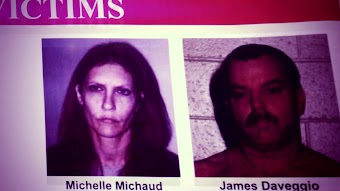 Michelle Michaud and James Daveggio