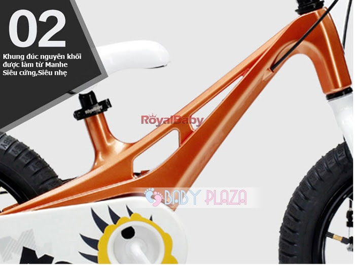 Xe đạp trẻ em Royal Baby MgDINO RB14-B21 7