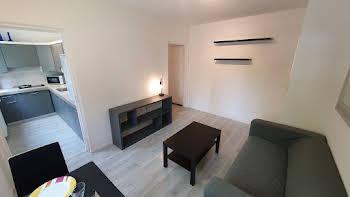 Appartement 2 pièces 34,89 m2