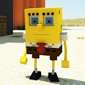 Bikini Bottom 3D Mod for MCPE icon