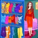 Princess Dress up Pajama Party icon