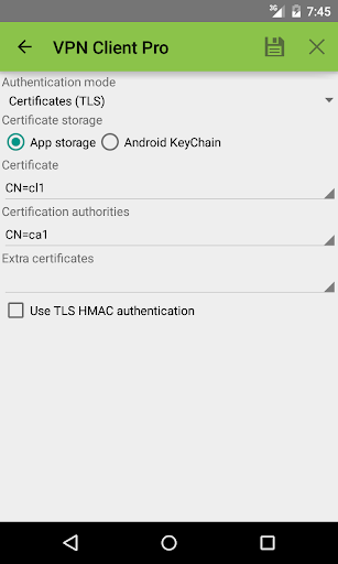 vpn client pro for android