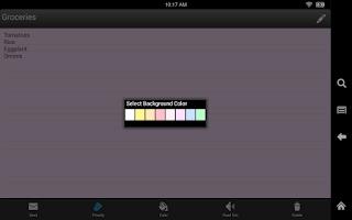 Screenshot of Ultimate Notepad