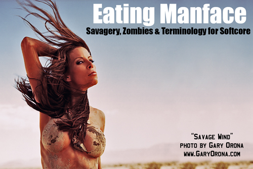 Photo: Eating Manface! is now up at: www.TabithaTV.com Here's the show summary:  Cannibalism in Miami, finger pleasure, proper terminology for softcore, why Tabitha turns into a sexual wild woman and the rules of S&M are all discussed in this especially SAVAGE episode of 'Anything Goes with Tabitha Stevens'!  You don't want to miss this episode!