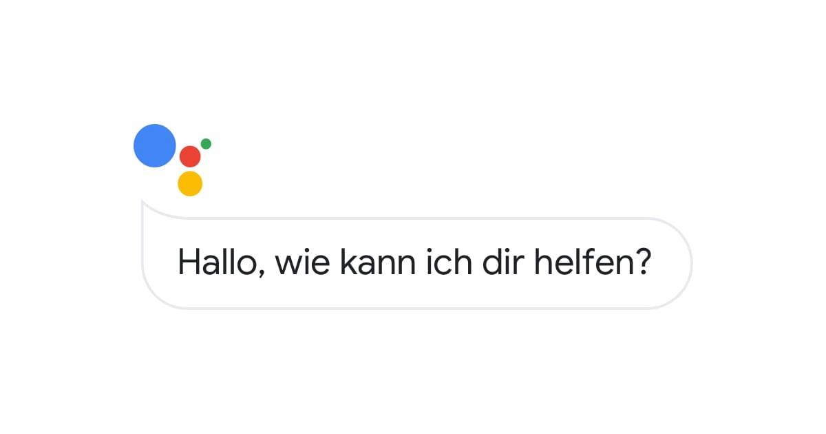 Google Assistant Dein Persönlicher Helfer