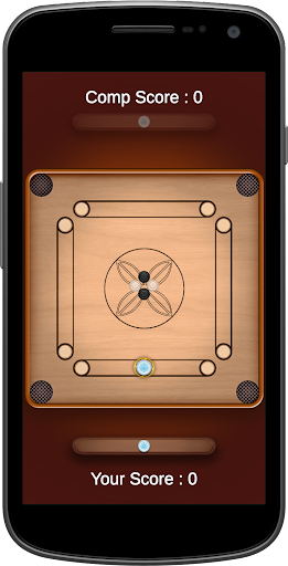 Carrom Board King  captures d'écran 1