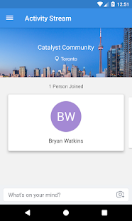 Catalyst Toronto - náhled