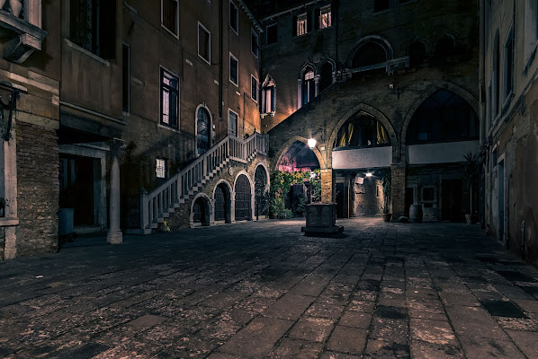 Campiello del Remer  - Venezia - di aliscaforotto