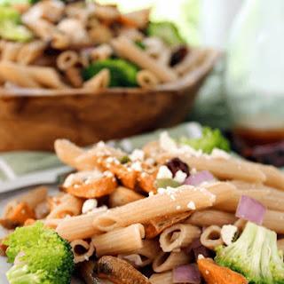 Autumn Pasta Salad.