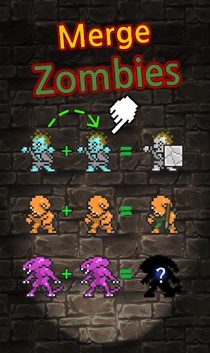 Grow Zombie inc - Merge Zombies filehippodl screenshot 11