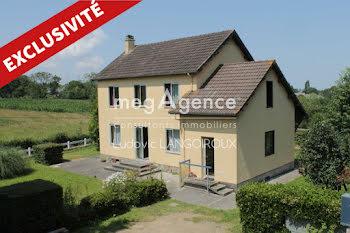 maison à Feugères (50)