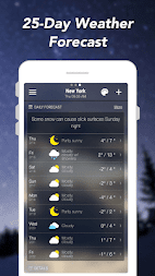 Weather Forecast & Widgets & Radar APK screenshot thumbnail 3