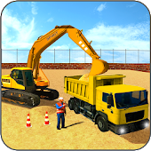 Heavy Duty Excavator Simulator